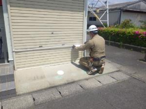 東塩田町自治公民館 測量 事前調査