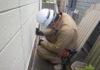 東塩田町自治公民館 測量 事前調査を行いました。